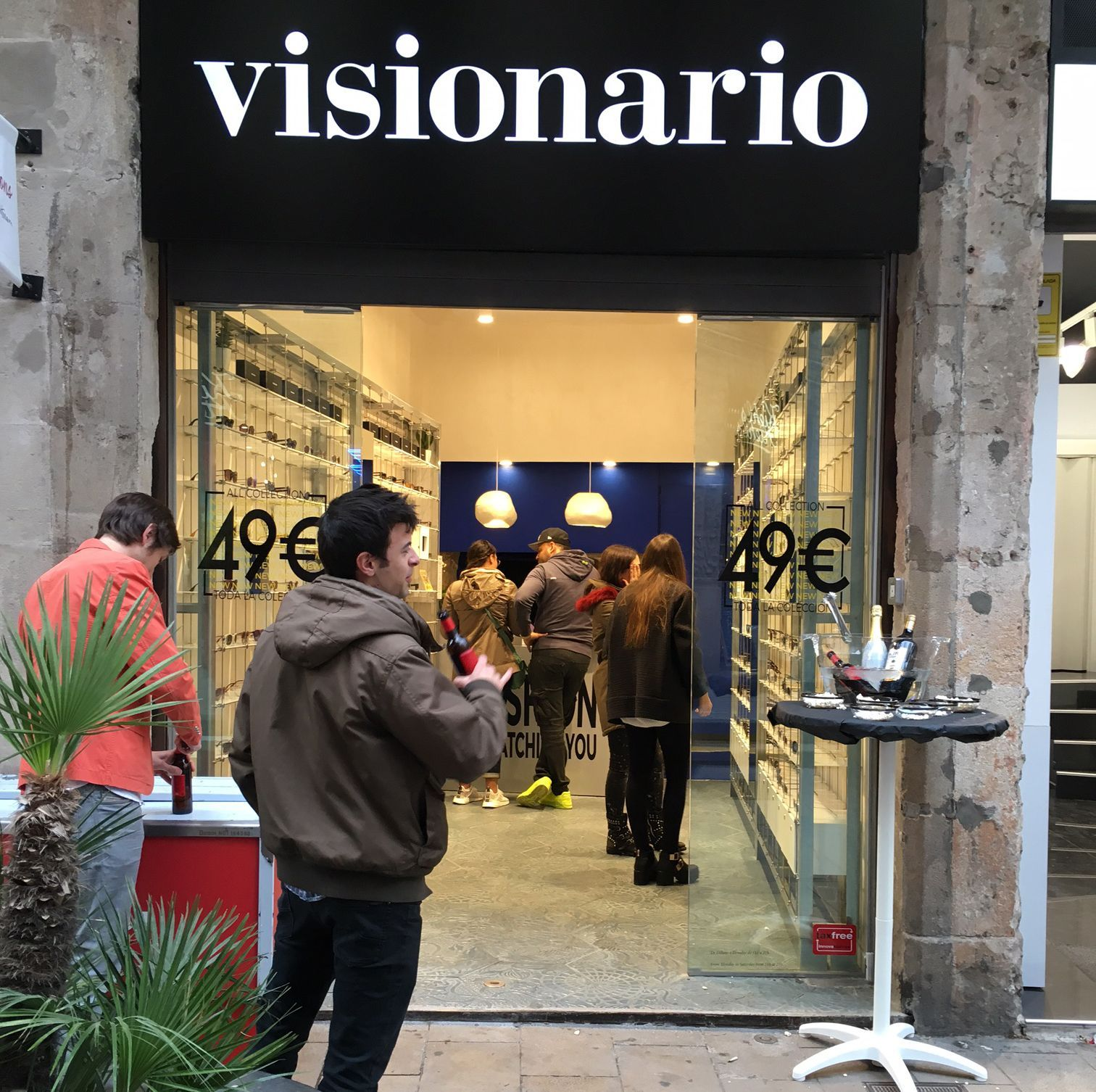 Visionario tienda Argenteria