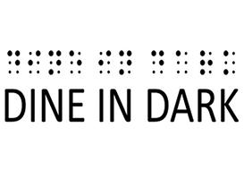 Dine in dark